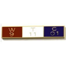 Blackinton Commendation Bar A10538