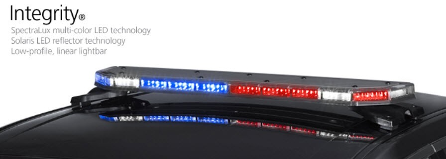 Led bar police lights vehicle lighting illinois fire police federal signal integrity lightbar aloadofball Choice Image