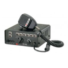 Federal Signal PA640 Siren Control