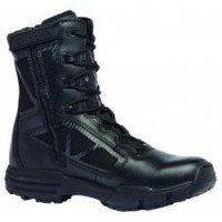 "Belleville Hot Weather 8"" Side Zip Boots"