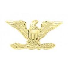 Blackinton Colonel Eagles Collar Insignia J67