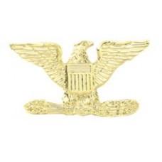 Blackinton Large Colonel Eagles Collar Insignia J68